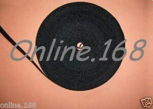 Strong-self-grip-hook-amp-loop-strap-tape-adjustable-reusable-durable-v-size-B-GRN