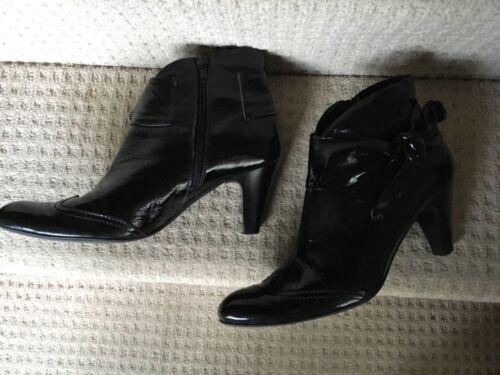 Uk Und K Schmender Ankle amp;s Patent Kennel Leather Quality Boots 8 Designer qnnpA6xIwZ