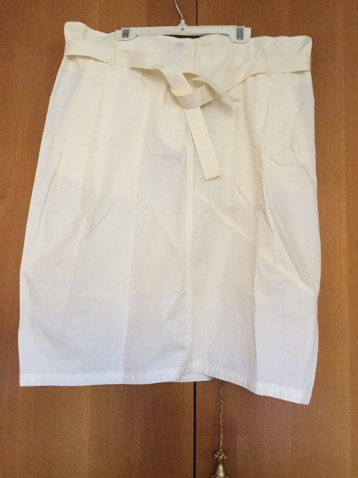 Bottega Venetta skirt size 44 Made In  100% Cotton