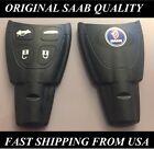 Saab 9-3 KEY FOB SAAB ORIGINAL FACTORY QUALITY WITH EMBLEM Remote Key shell
