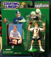NFL Kenner Starting Line-up - Denver Broncos - John Elway #7 Nip Free Shipping