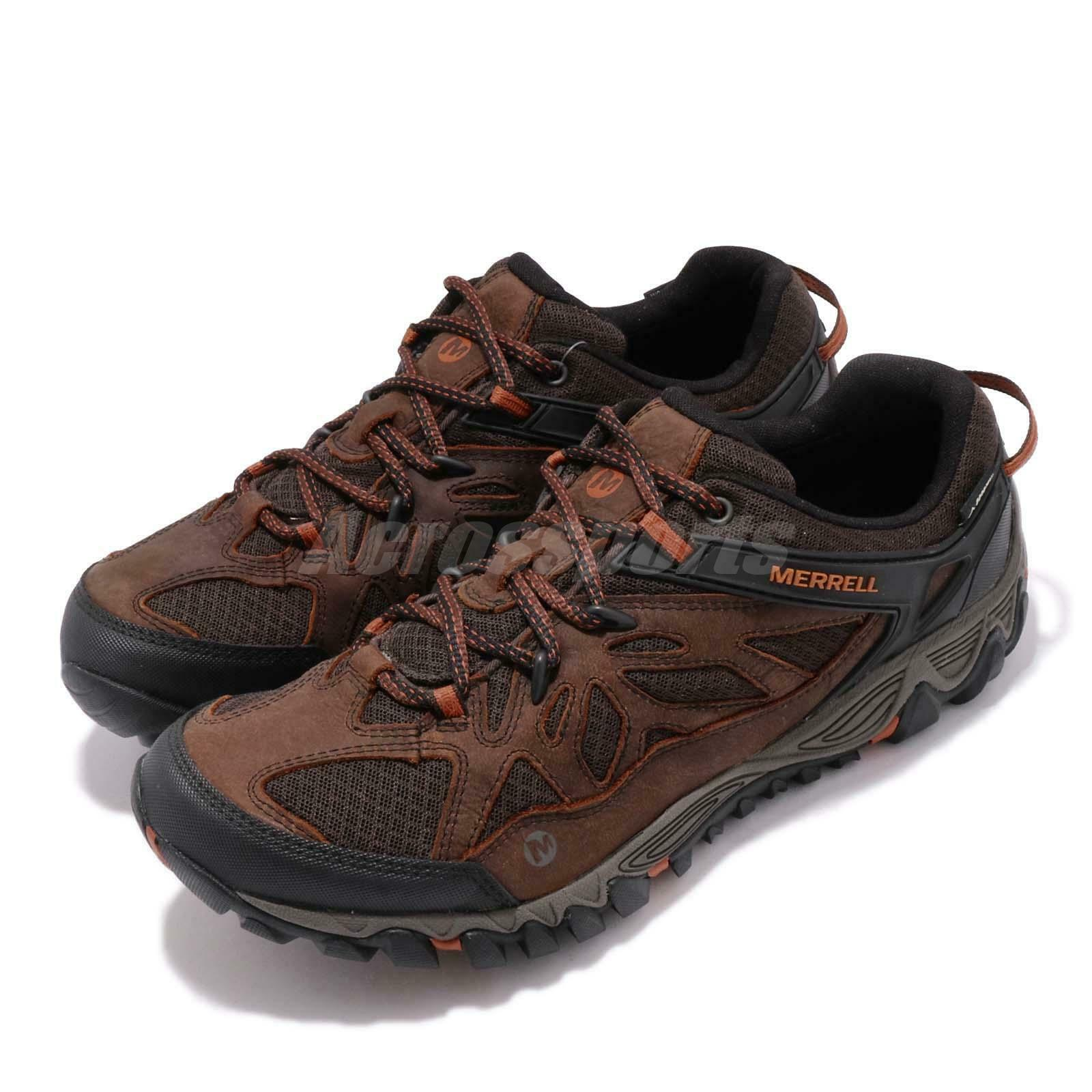 Merrell All All All Out Blaze Vent Gore-Tex Burnt Maple Uomo Outdoors Hiking scarpe J32799 207f62
