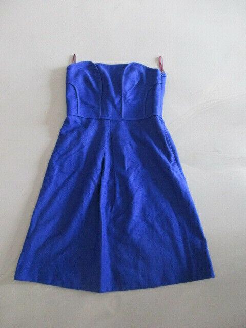 Robe bustier Comptoir Des Cotonniers blue size 40 à - 57%