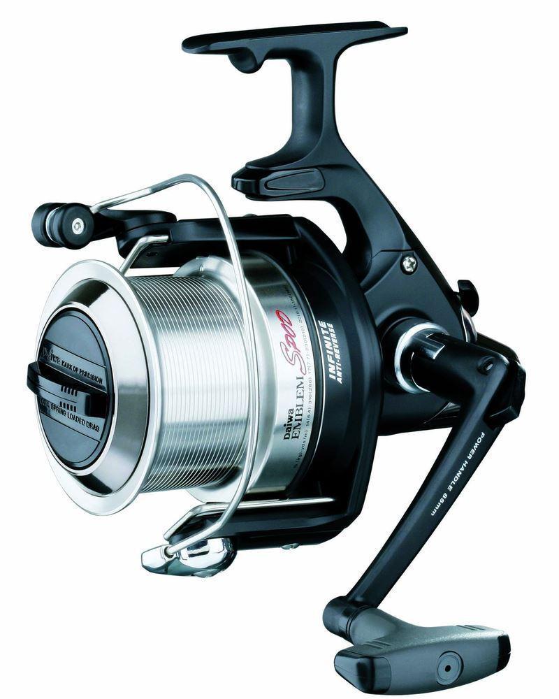 Daiwa emblem spod spinning carp reel - (280m - 6.8kg)  Capacity-em-spod  up to 50% off