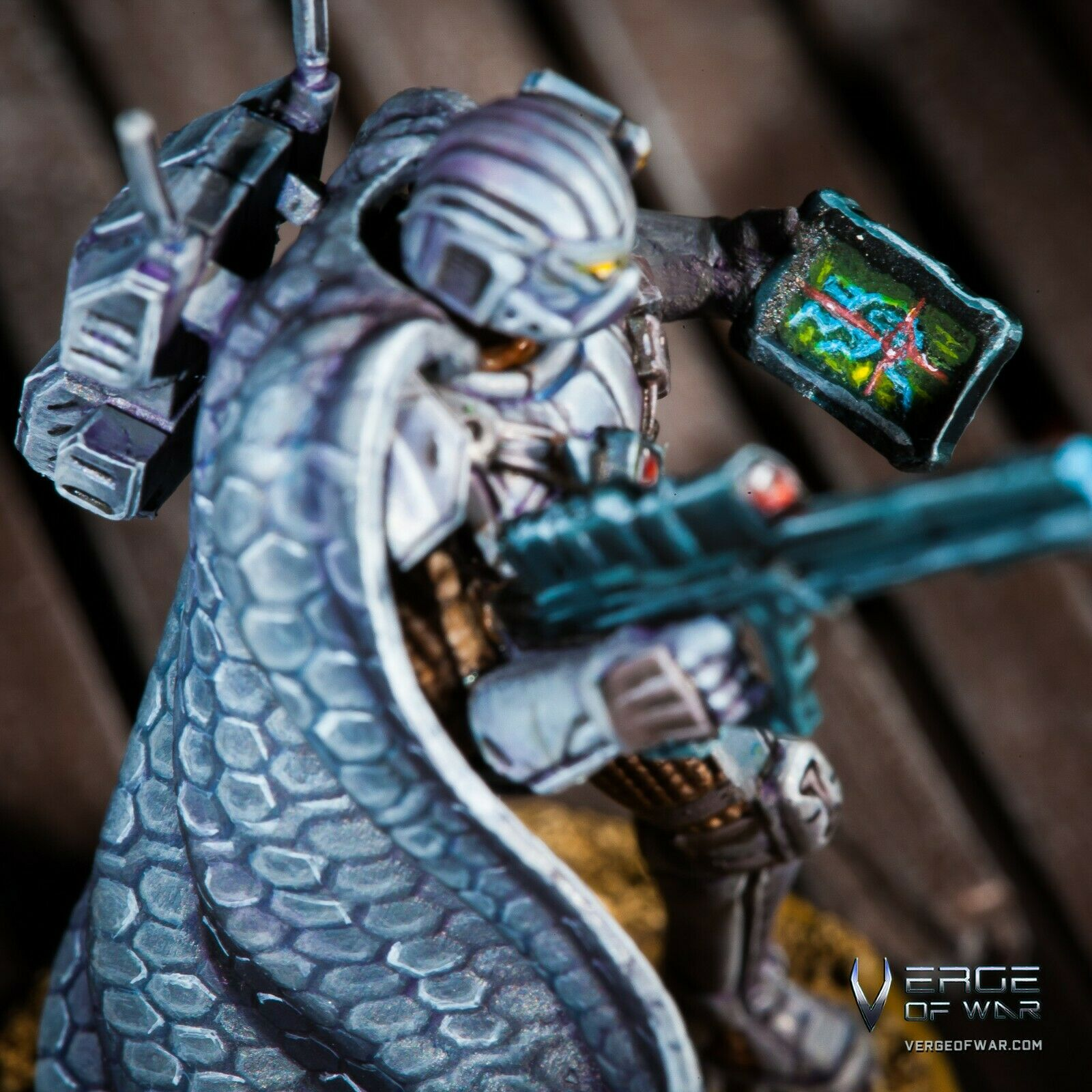 10 sci-fi miniatures First Contact Pack Humans Verge Of War 28mm wargame