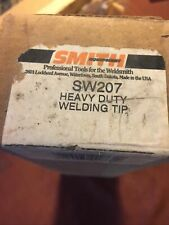 Smith Welding Torch Tip Sw 207 New