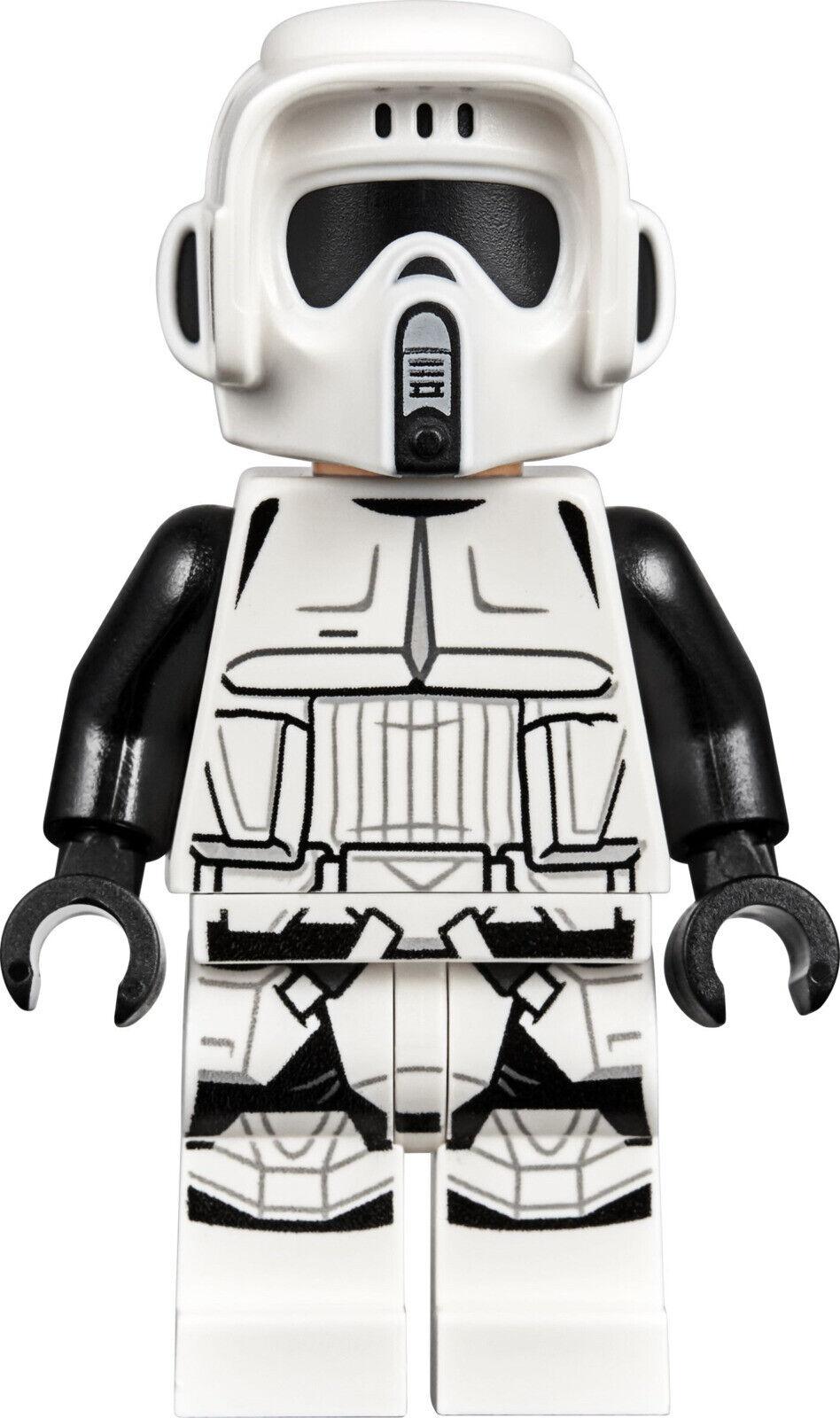 NEW Custom Minifigure Star Wars Clone Wars Scout Trooper ARRIVES IN 2-4 DAYS