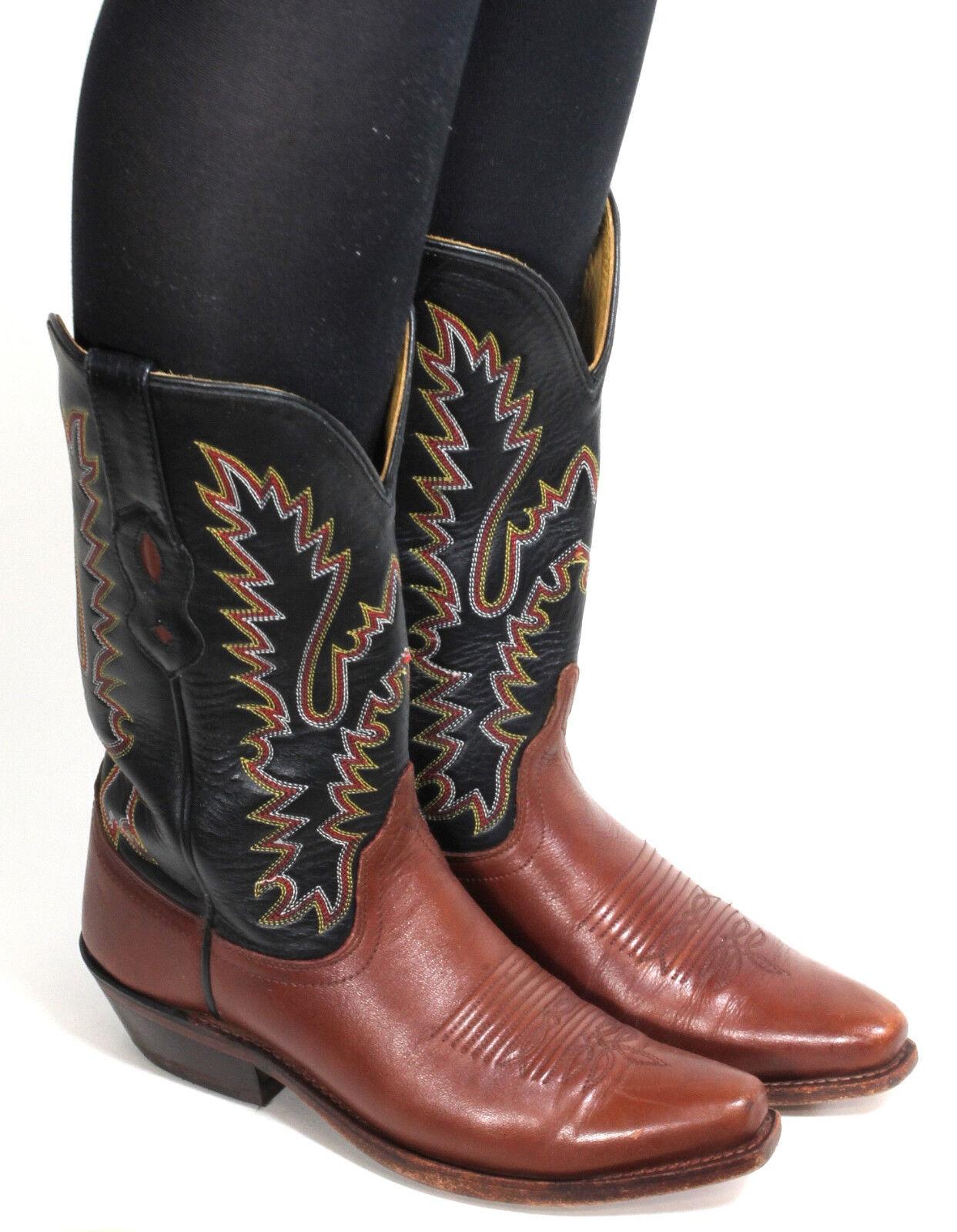 Westernstiefel Cowboystiefel Catalan Style Line Dance Texas Boots 37,5