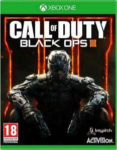 Call-OF-DUTY-BLACK-OPS-3-Xbox-Nuovo-di-zecca-One-Super-Fast-amp-Consegna-Rapida-Gratis