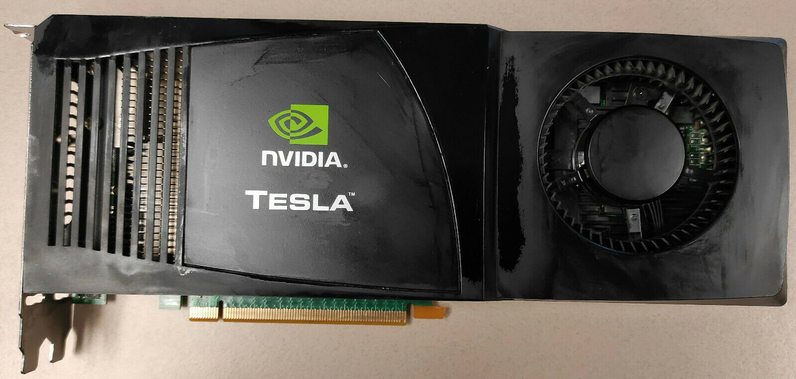 NVIDIA Tesla C1060 GDDR3 4GB Graphic Video Card TESTED Working