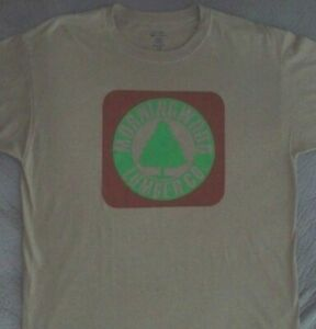 Morning Wood Lumber Co. T Shirt_ Size Large_ New with tags