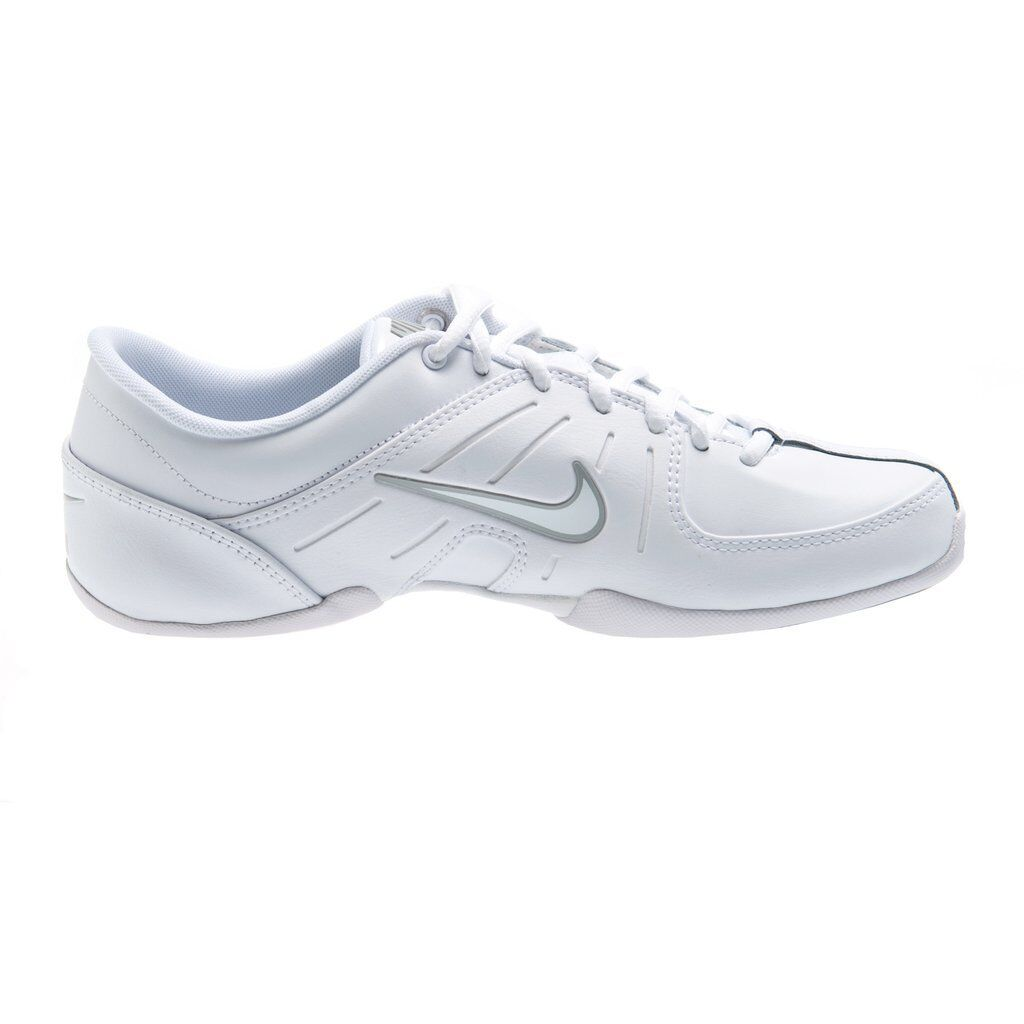 NIKE AIR MIX DOWN 2 DANCE SNEAKERS LOW WOMEN SHOES WHITE 519933-100 SIZE 9 NEW