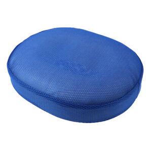 Cuscino Ciambella Per Coccige.Dettagli Su Cuscino Ciambella Cuscino Emorroidi Antidecubito Coccige Coccige Cuscino Blu