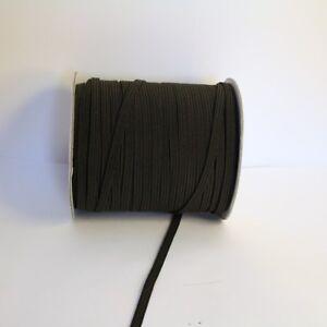 Elastique-Plat-Couture-5mm-Noir-x-5-Metre-ou-x-10-Metres