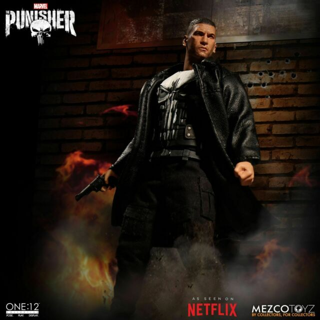 Mezco One:12 Collective: Punisher