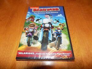 BARNYARD-The-Original-Party-Animals-Widescreen-Nicelodeon-Movie-DVD-SEALED-NEW
