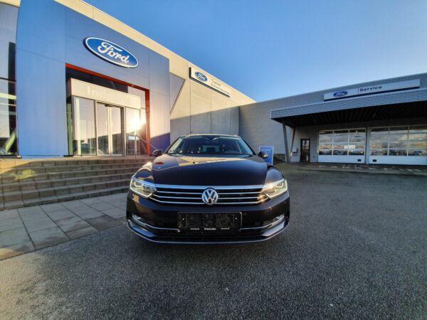 VW Passat 2,0 TDi 150 Highline Variant DSG - billede 1