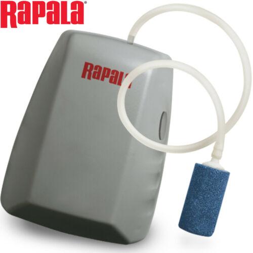 Köderfischpumpe zum Hältern von Fischen Rapala Battery Powered Aerator