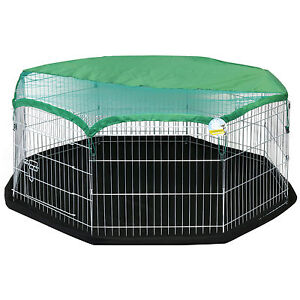 Me Amp My Pets Playpen Cage Floor Mat Amp Net Cover Dog Puppy
