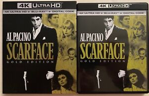 SCARFACE-GOLD-EDITION-4K-ULTRA-HD-BLU-RAY-2-DISC-SET-SLIPCOVER-SLEEVE-BUY-IT