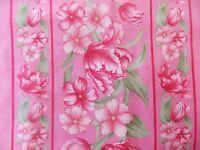 WtW Estate Fabric Spring Magic Cornell Moda Pink Floral Shabby Garden BTY Quilt