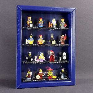 Caja Para Figuras Vitrina De Colección Lego Serie 71004 Minifiguras