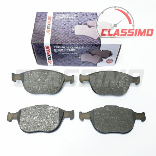 Front Brake Pads for FORD FOCUS Mk 1 ST170 FIESTA Mk 6 ST150-1998 to 2008