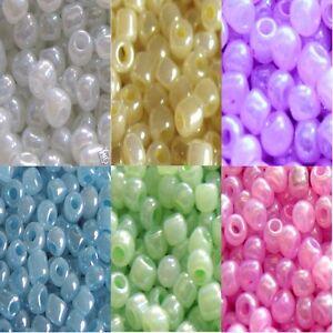 BUY-3-GET-3-FREE-25g-11-0-6-0-8-0-Ceylon-Glass-Seed-Beads