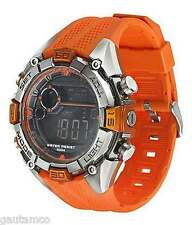 Sonata 77026PP03J Superfibre Ocean III Digital Watch - For Women, Men