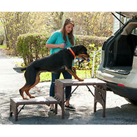 Pet Ramp/stairs By Pet Gear Free-standing Foldable Pet Stairs