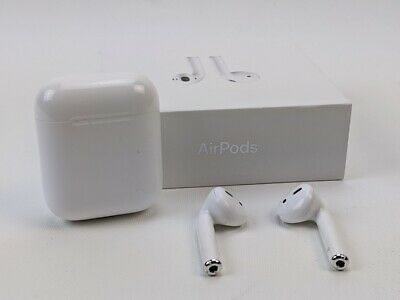 Apple Airpods 2nd Gen Replacement Left Or Right Or Charging Case Mv7n2am A Ebay
