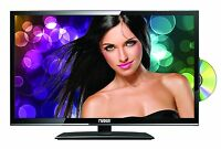 """19"""" LED Television TV and DVD Player All-In-One 12 volt AC/DC Car/RV/Boat Cord"""
