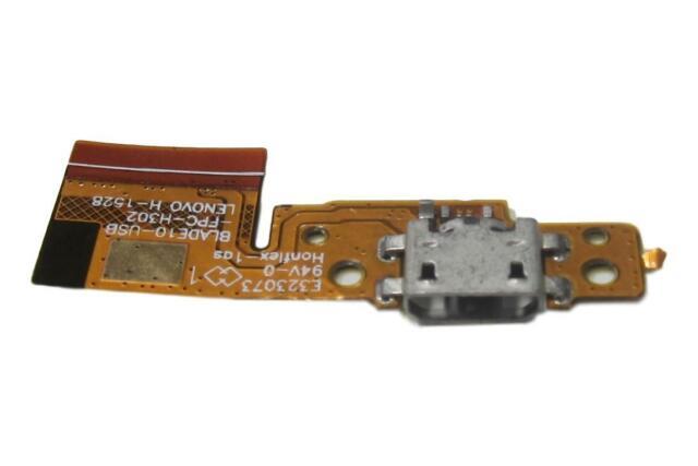 Lenovo Yoga Tab 2 10 B8000 Micro USB Charge Charging Port Cable Board SF79A462TJ