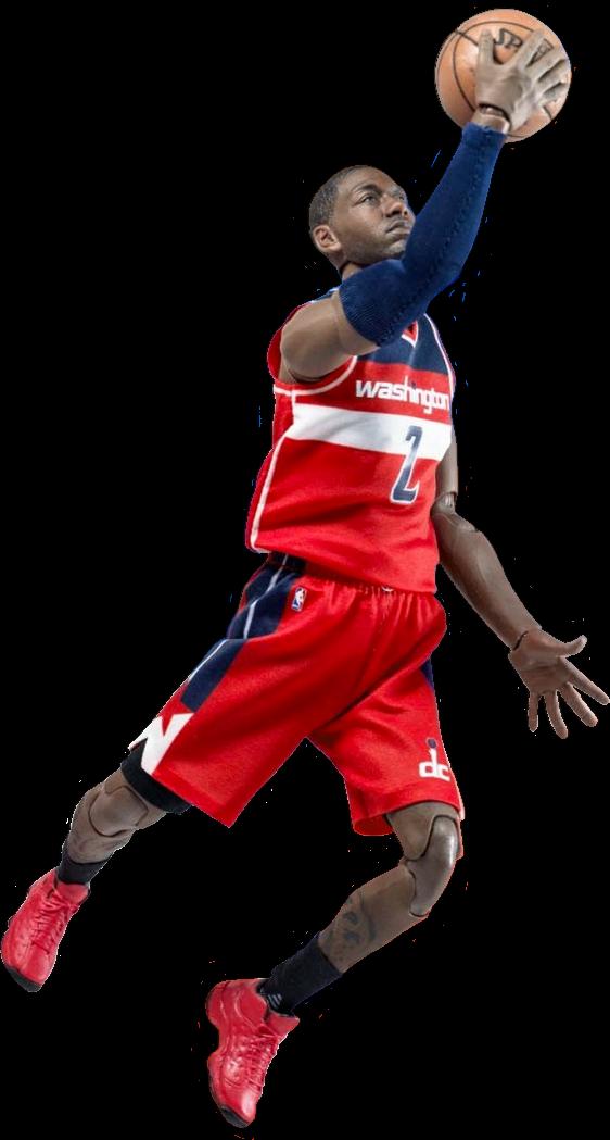 NBA - John Wall 1 9th Scale Motion Masterpiece Action  Figure (Enterbay)  nouveau  économiser sur le dédouanement