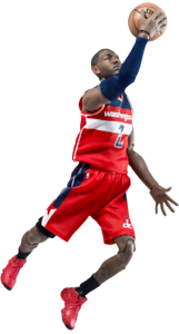 NBA - John Wall 1 9th Scale Motion Masterpiece Action Figure (Enterbay)  NEW