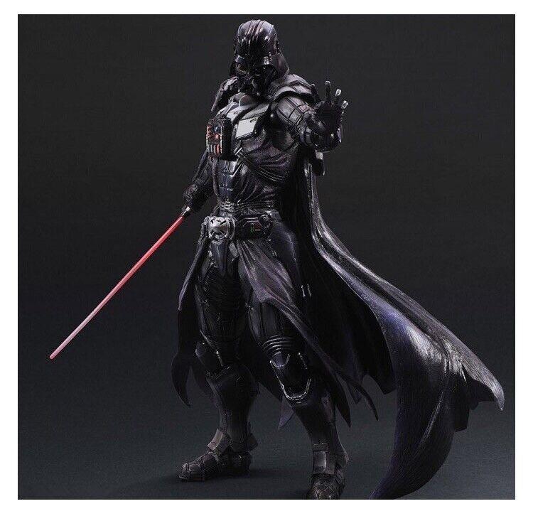 Guerra De Las Galaxias Darth Vader Kai Jugar Arts Figura De Acción Juguete KO