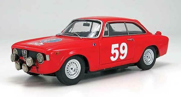 despacho de tienda kit Alfa Romeo GTA Autodelta  59 Tour Tour Tour de Corse 1965 - Arena Models kit 1 43  Centro comercial profesional integrado en línea.