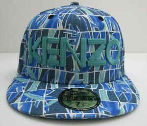 Details about NEW ERA 59fifty BNWT KENZO X NEW ERA Geometric Flower New Era  Cap 420ae144556