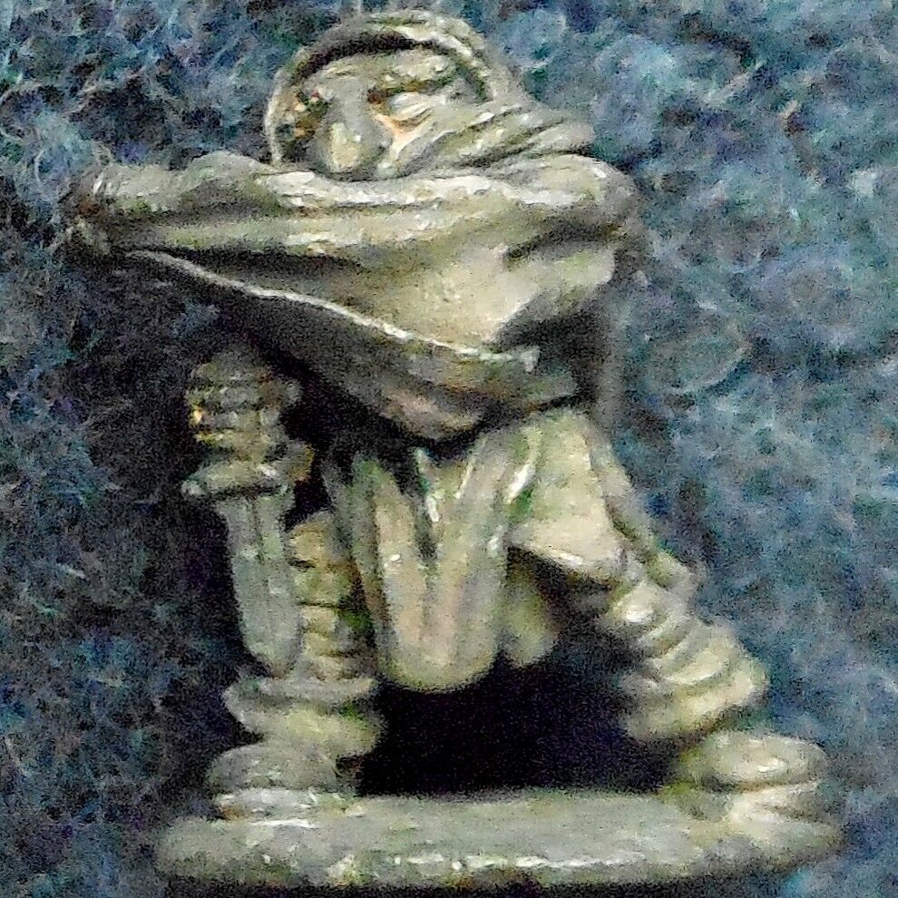 1982 FF71 Fiend Factory Factory Factory Gnome Assassin C06 Dwarf Pre Slotta Citadel AD&D Thief a94dcd
