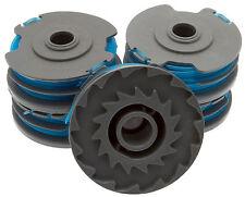 5 X Carrete & Línea se adapta a la mayoría de condensador de ajuste Flymo Cortadora FLY021 513 76 51-90