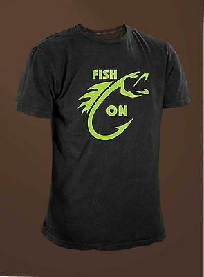 Real Women Fish Fishing T-Shirt Funny Novelty Mens tee TShirt