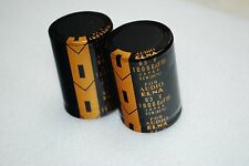 2PCS  ELNA Lao 10000uf 63V Audio Top Power Electrolytic Filter Capacitor A437