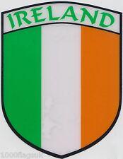 Ireland Irish Flag Vinyl Car Window Sticker