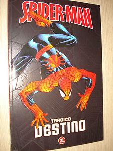 Spider-Man-Tragic-Destiny-N-21-Marvel-Panini-Comics