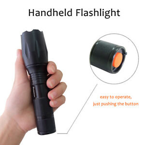 10000LM-5-Mode-T6-LED-Flashlight-led-lampe-Zoomable-hand-Light-led-taschenlampe