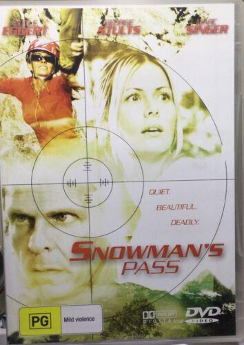 1 of 1 - Snowman's Pass (DVD, 2006)