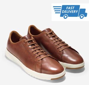 Cole-Haan-grandpro-Tennis-Sneaker-Uomo-Woodbury-C22585-nuovo-tutte-le-dimensioni-039-S