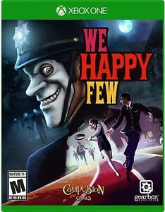 XBOX-ONE-XB1-VIDEO-GAME-WE-HAPPY-FEW-BRAND-NEW-AND-SEALED