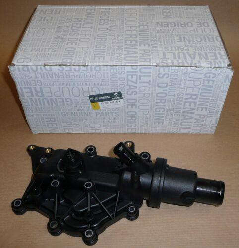 Thermostatgehäuse Kühlmittelthermostatgehäuse inkl Sensor Renault 1.4 1.6 16v