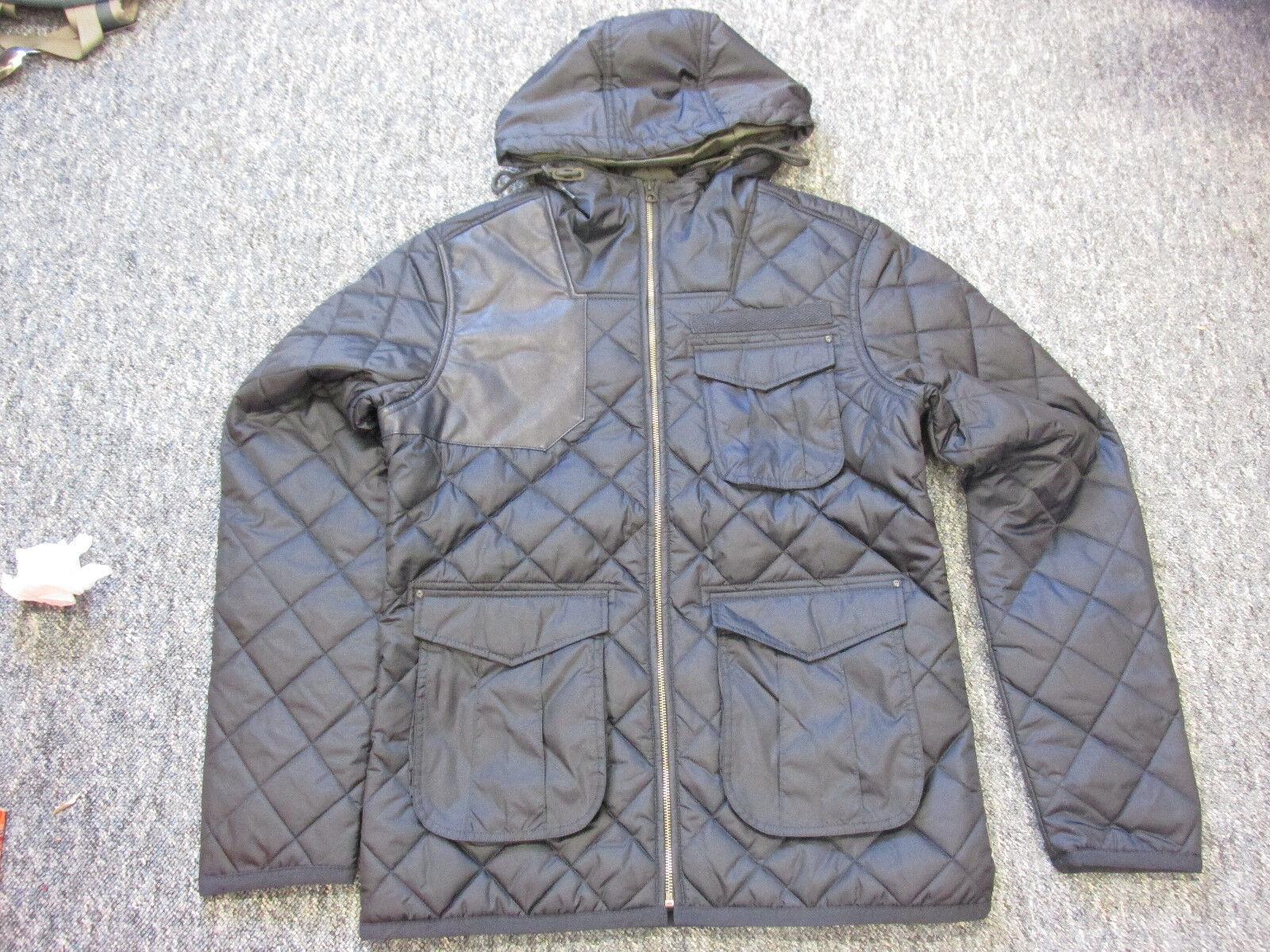 G-Star raw Manteau d hiver à capuche matelassée Amundsen pour homme 82170D 5011.1522